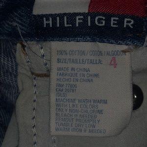 Tommy Hilfiger Bottoms - Vintage Tommy Girl shorts size 4